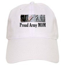 Cute Proud army mom Baseball Cap