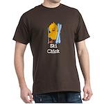 Ski Chick Dark T-Shirt