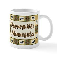 Paynesville Loon Mug