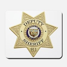 Arizona Deputy Sheriff Mousepad