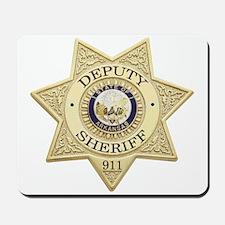Arkansas Deputy Sheriff Mousepad