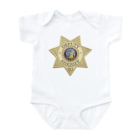 California Deputy Sheriff Infant Bodysuit