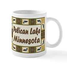 Pelican Lake Loon Mug