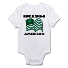 Irish American Infant Creeper