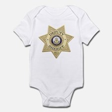 Colorado Deputy Sheriff Infant Bodysuit