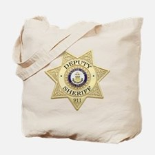 Colorado Deputy Sheriff Tote Bag