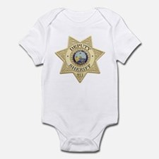 Florida Deputy Sheriff Infant Bodysuit