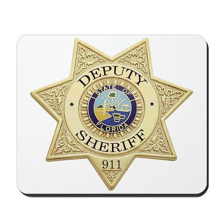 Florida Deputy Sheriff Mousepad