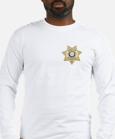 Georgia Deputy Sheriff Long Sleeve T-Shirt