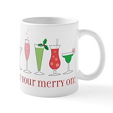 get your merry on. Mug