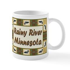 Rainy River Loon Mug