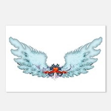 Your Very Own Angel Wings Postcards (Package of 8)