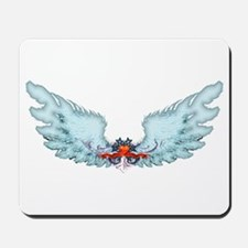 Your Very Own Angel Wings Mousepad