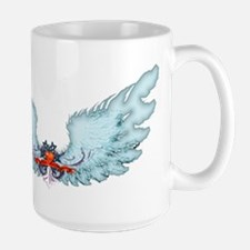 Your Very Own Angel Wings Large Mug