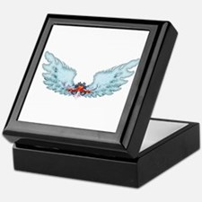 Your Very Own Angel Wings Keepsake Box