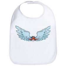 Your Very Own Angel Wings Bib