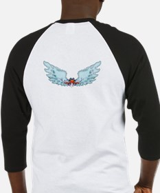 Your Very Own Angel Wings Baseball Jersey