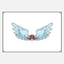 Your Very Own Angel Wings Banner