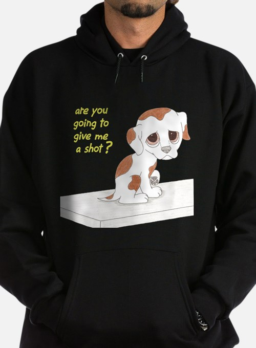 Are You Going To Give Me A Sh Hoodie
