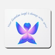 Your guardian Angel Mousepad