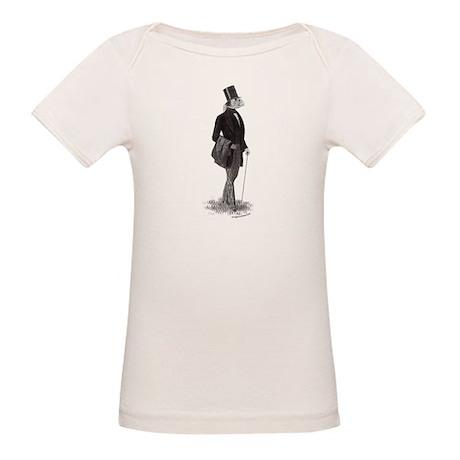Innsmouth gentleman Lovecraft Organic Baby T-Shirt