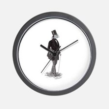 Innsmouth gentleman Lovecraft Wall Clock