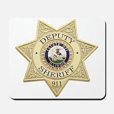 Illinois Deputy Sheriff Mousepad