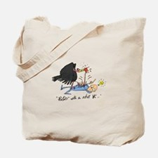 Partner with an active VC Tote Bag