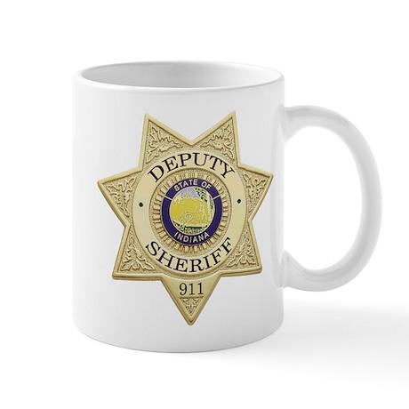 Indiana Deputy Sheriff Mug