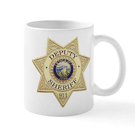 Iowa Deputy Sheriff Mug