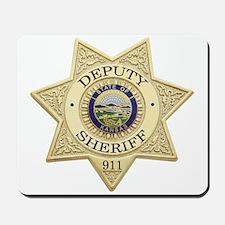 Kansas Deputy Sheriff Mousepad