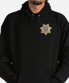 Massachusetts Deputy Sheriff Hoodie (dark)