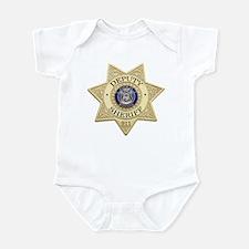 Michigan Deputy Sheriff Infant Bodysuit