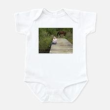March Infant Bodysuit