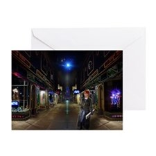 Cute Tesla coil Greeting Cards (Pk of 10)