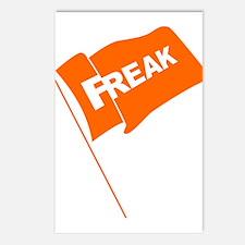 Freak Flag Postcards (Package of 8)