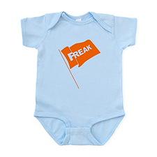 Freak Flag Infant Bodysuit