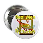 Real Men Button