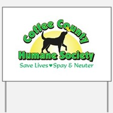Funny Spay and neuter Yard Sign