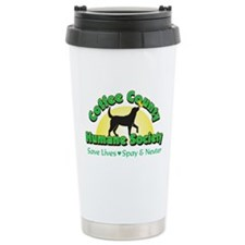 Funny Humane society Travel Mug