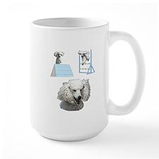 Run Poodle Run Mug
