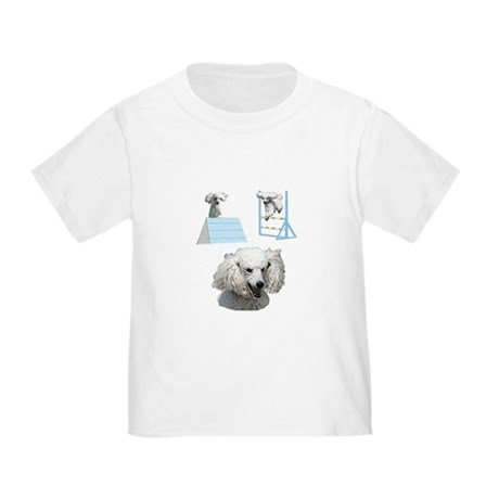 Run Poodle Run Toddler T-Shirt
