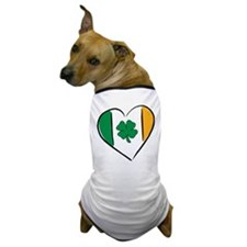 Love Ireland Dog T-Shirt