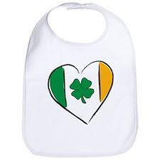 Love Ireland Bib
