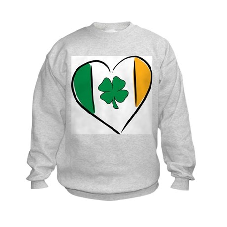 Love Ireland Kids Sweatshirt