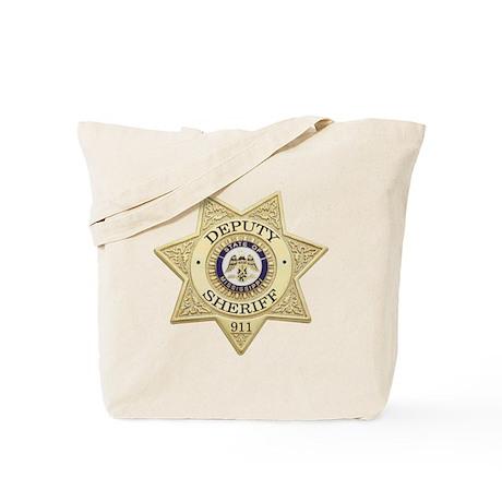 Mississippi Deputy Sheriff Tote Bag