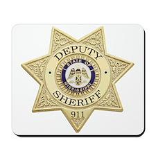 Mississippi Deputy Sheriff Mousepad