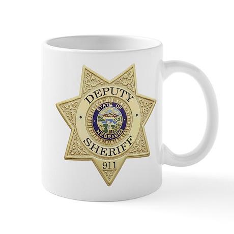 Nebraska Deputy Sheriff Mug