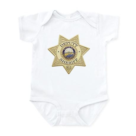 New Hampshire Deputy Sheriff Infant Bodysuit