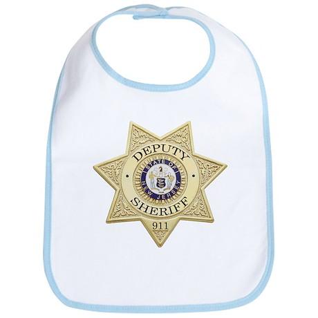 New Jersey Deputy Sheriff Bib